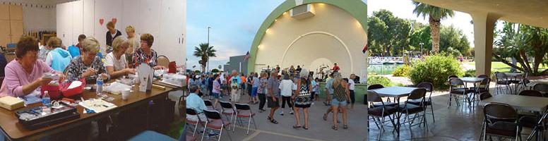 Sun City AZ activities events concerts