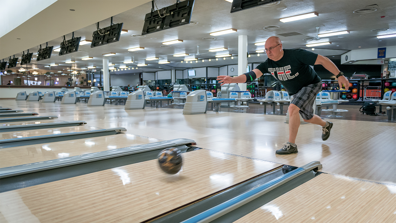 Bowling Recreation Sun City Arizona