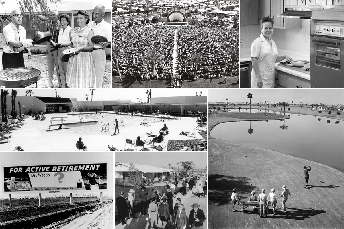 History - Sun City, Arizona - The Original Fun City!