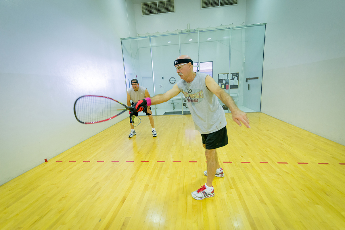 Racquetball Club Of Sun City Sun City Arizona The