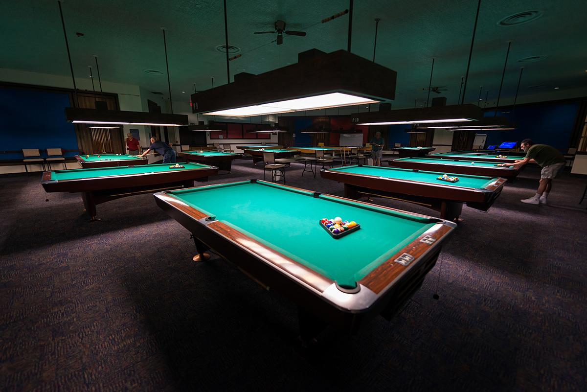 Sun City Billiards Club at Bell Lanes
