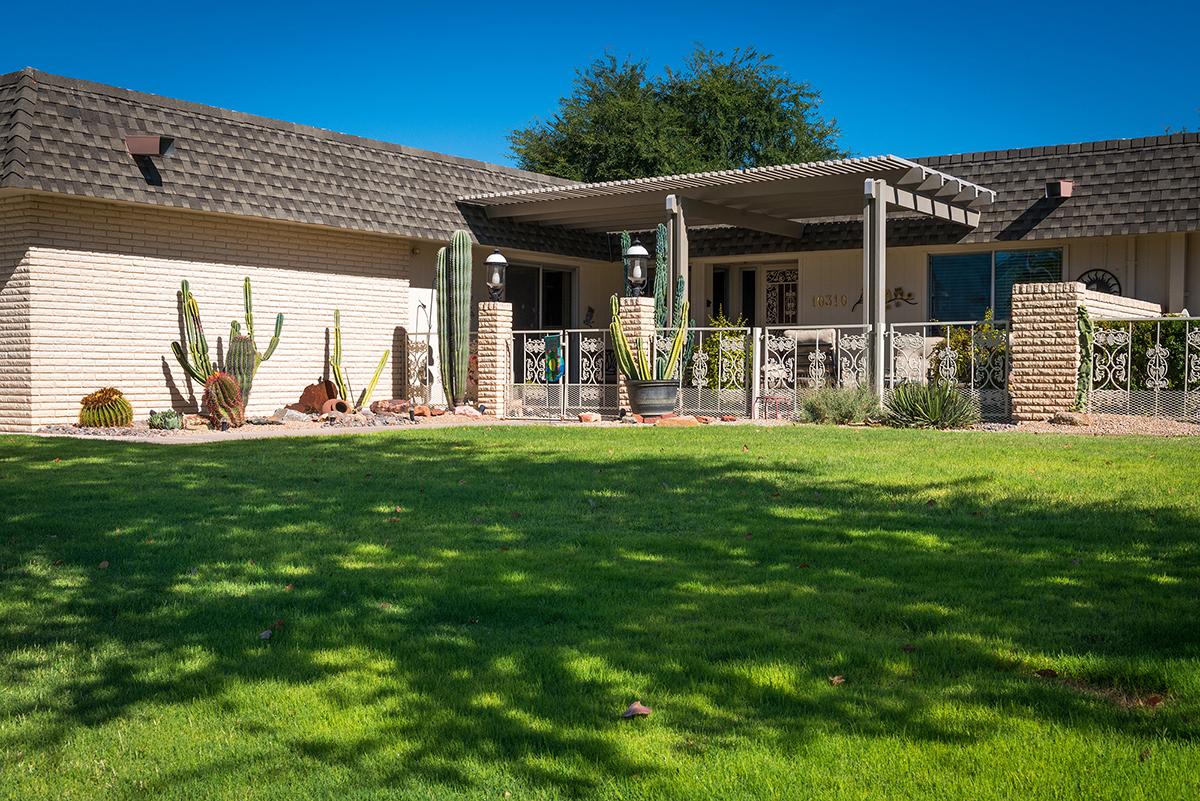Home styles sun city arizona the original fun city for Gemini homes
