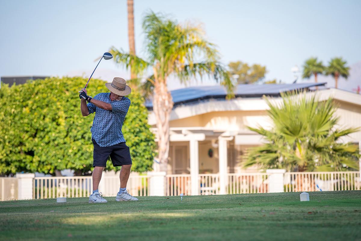 Golf Lessons Recreation Sun City AZ