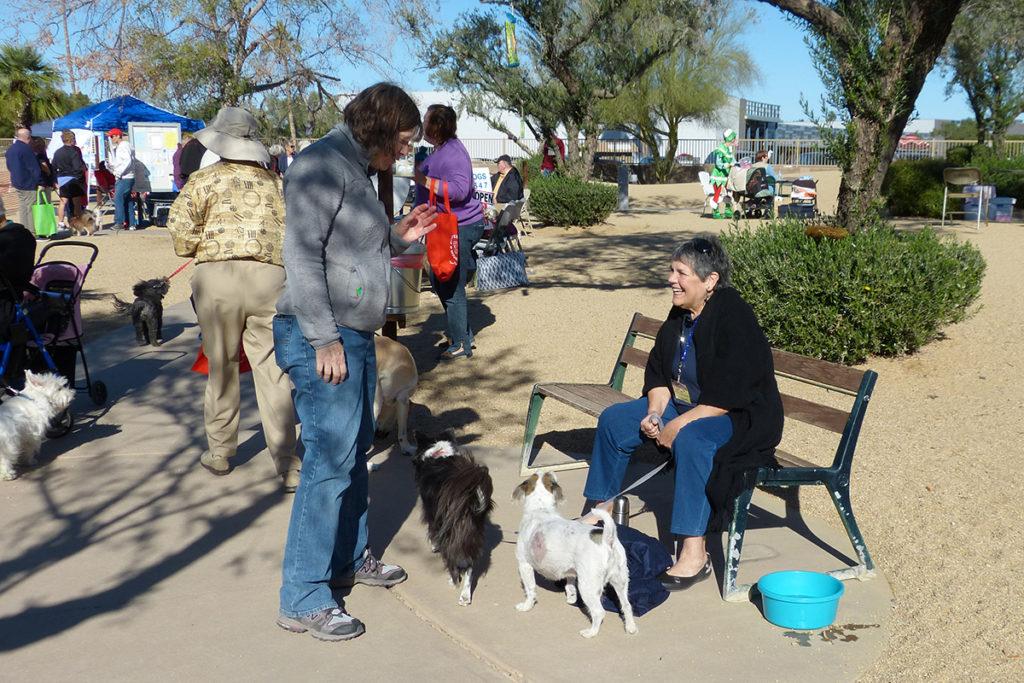 Duffeeland Dog Park Recreation Center