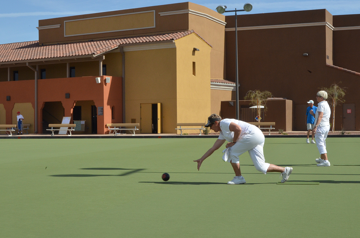 Lawn Bowls of Fairway/Mountain View Centers