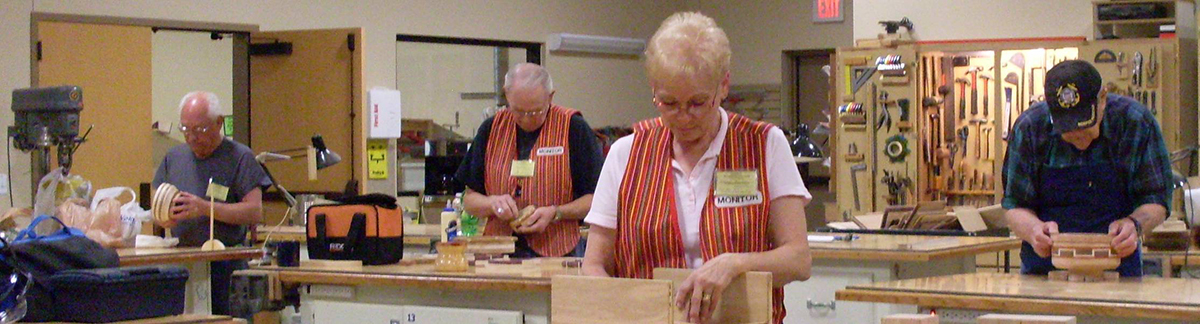 Woodworking Club of Fairway Center