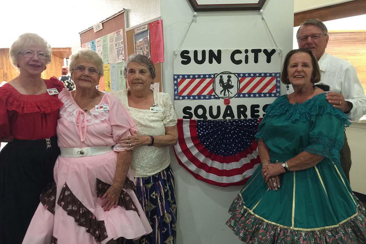 Sun City Squares