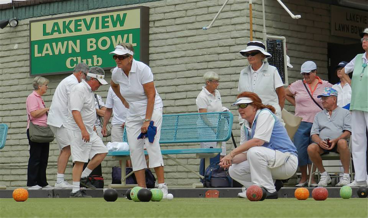 Lawn Bowls of Lakeview Center