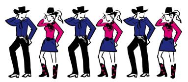Line Dance Club of Sun City - Sun City, Arizona - The ...