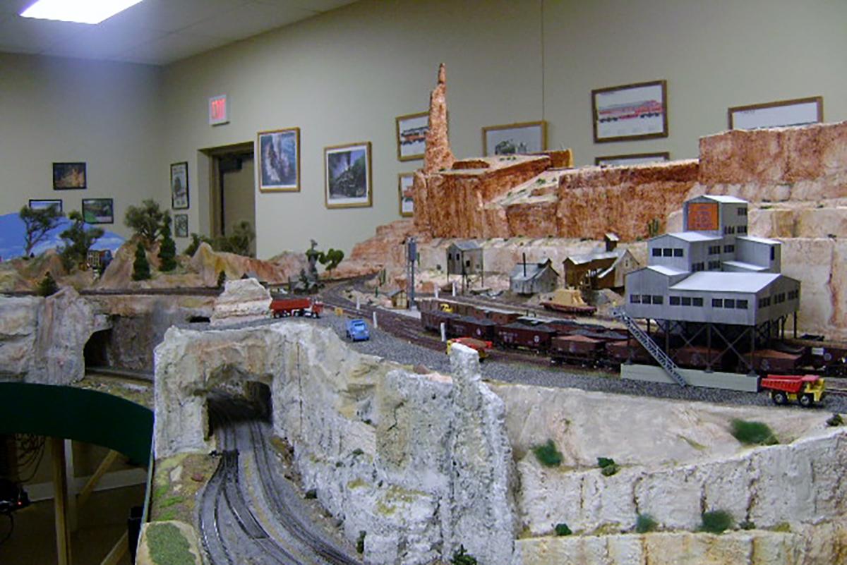 Model Railroad Club of Sun City