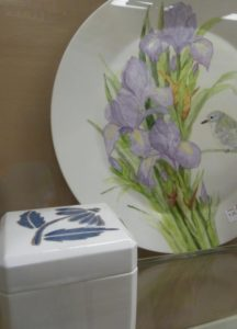 plate-box